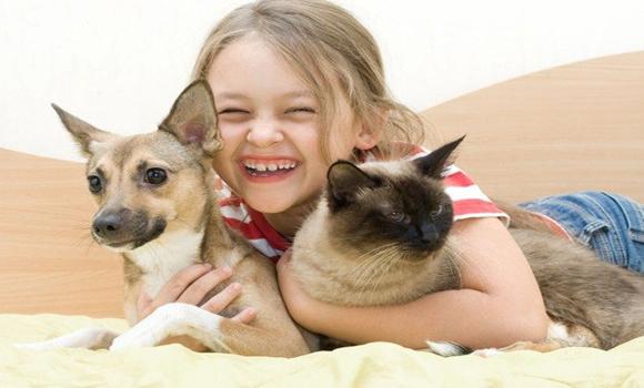 Las Mascotas y los niños una gran relación