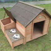 La mejor pagina de consejos y cuidados para tu mascota - Como hacer una casita para perros ...