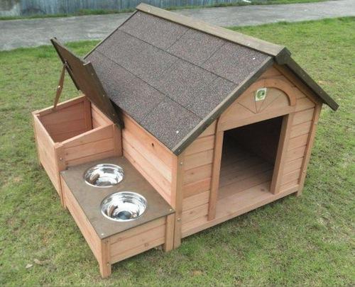 Cómo hacer una casita para nuestro Perro